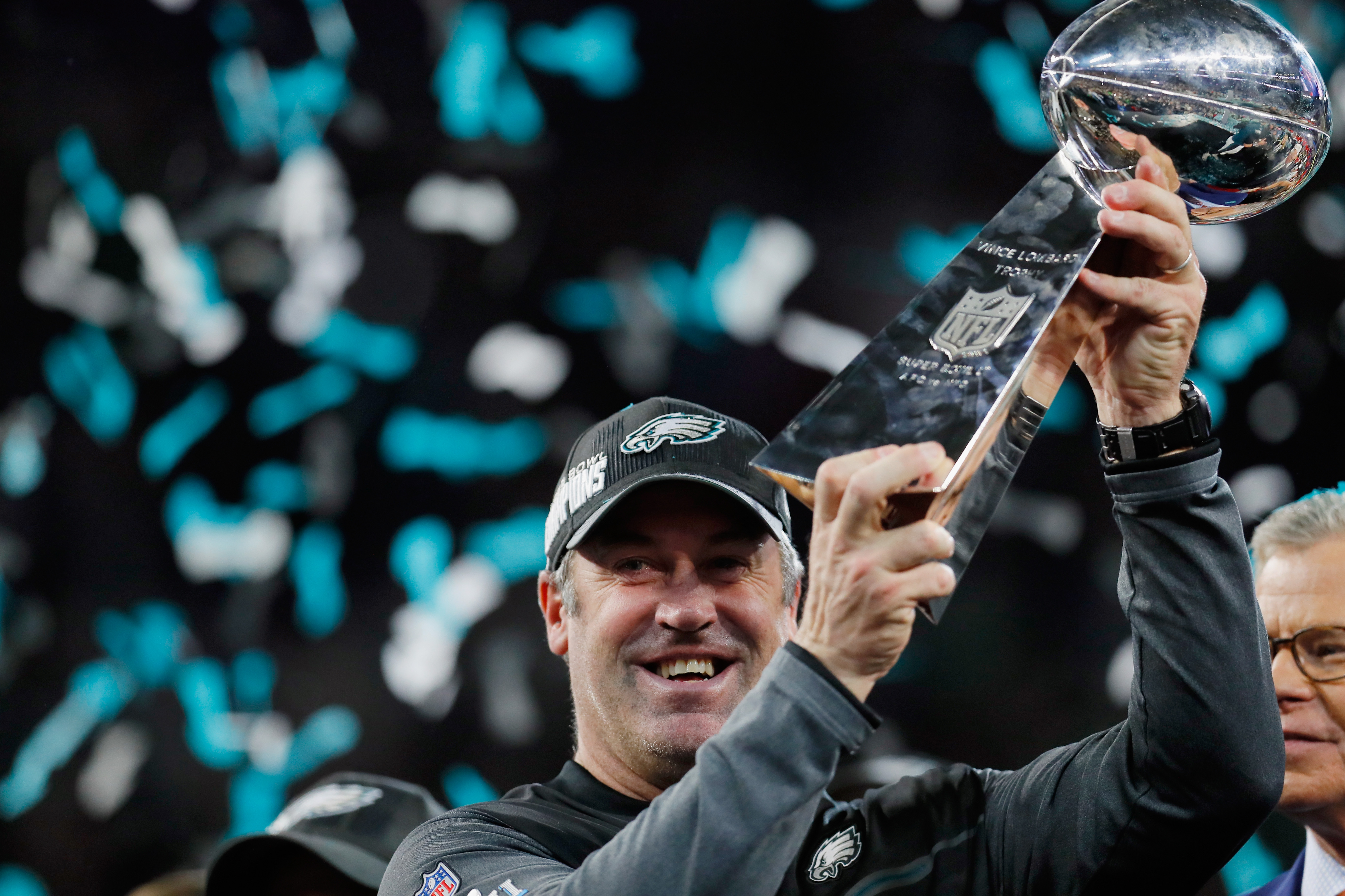 Doug Pederson Looks Back On 2018 Super Bowl Win - CBS Philly