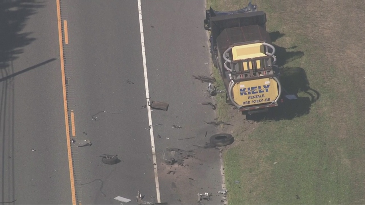 Police: 1 Dead After Accident On Route 54 In Atlantic County