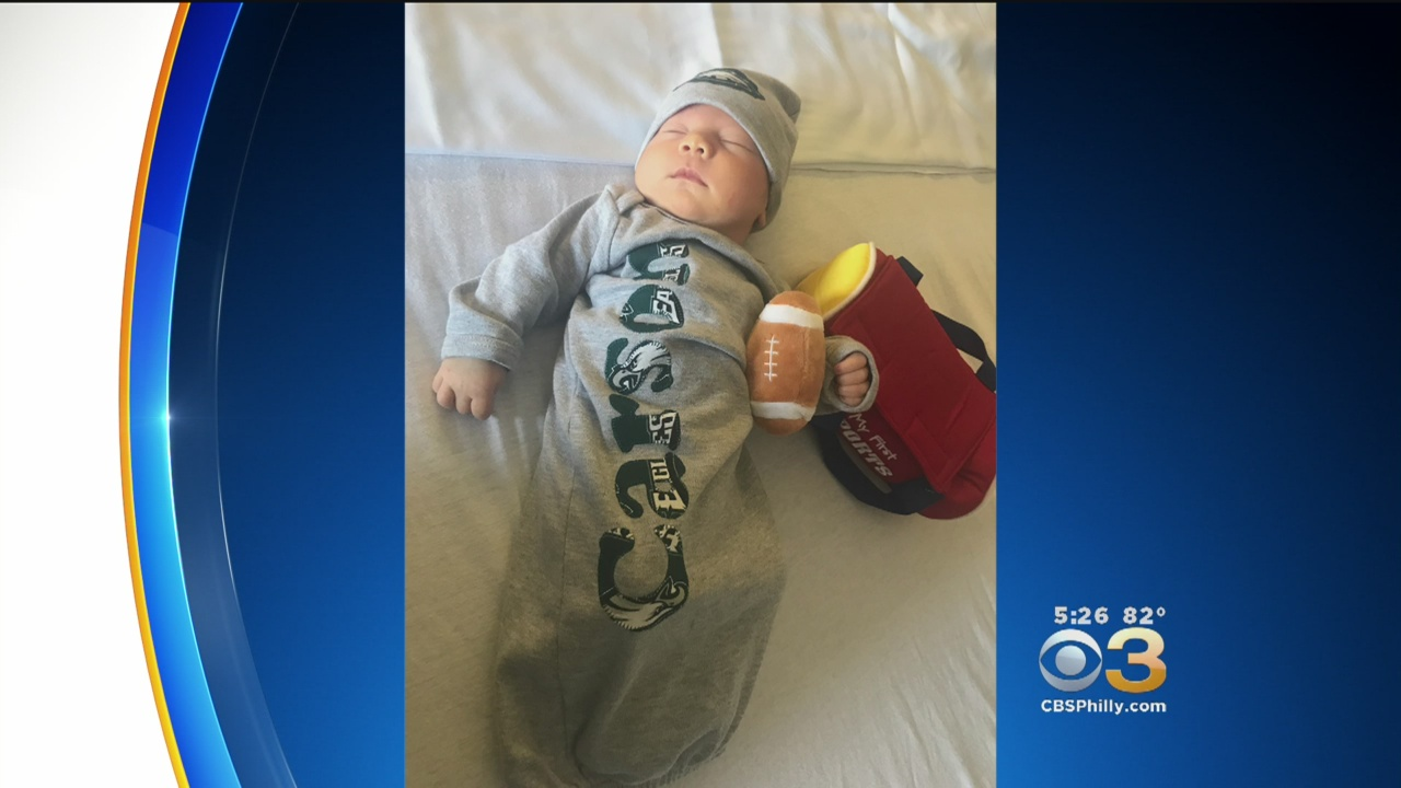 Eagles Fan Shannon Young Gives Birth To Baby Named After Qb Carson