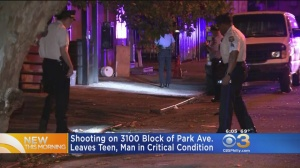 14-Year-Old Boy Left Fighting For Life After Shooting In North Philadelphia