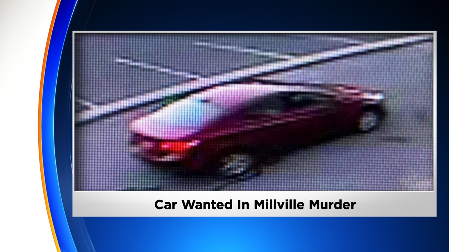 Officials Release Image Of Car Sought In Millville Youth