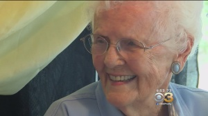 Woman Celebrates 101st Birthday At Taco Bell