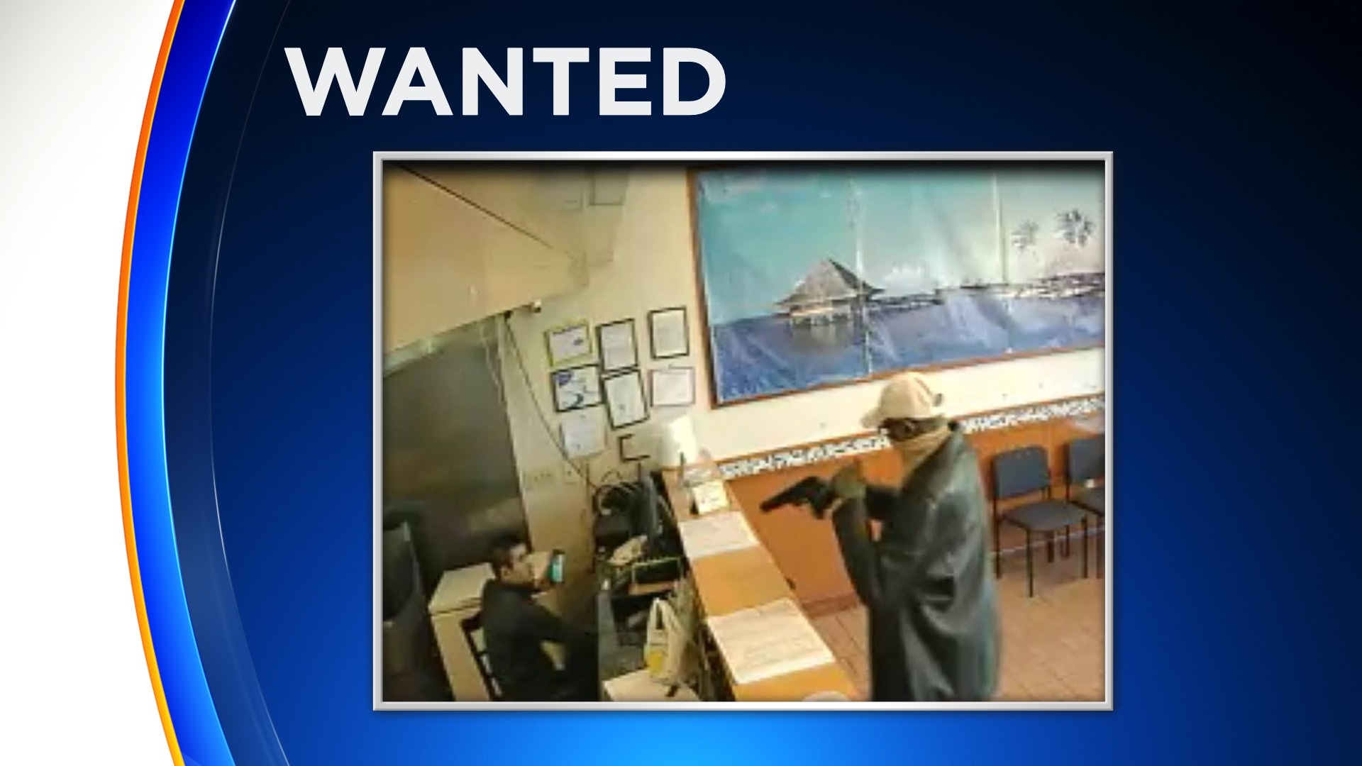 Pine Hill Police Search For Suspect In Armed Robbery At Chinese Take