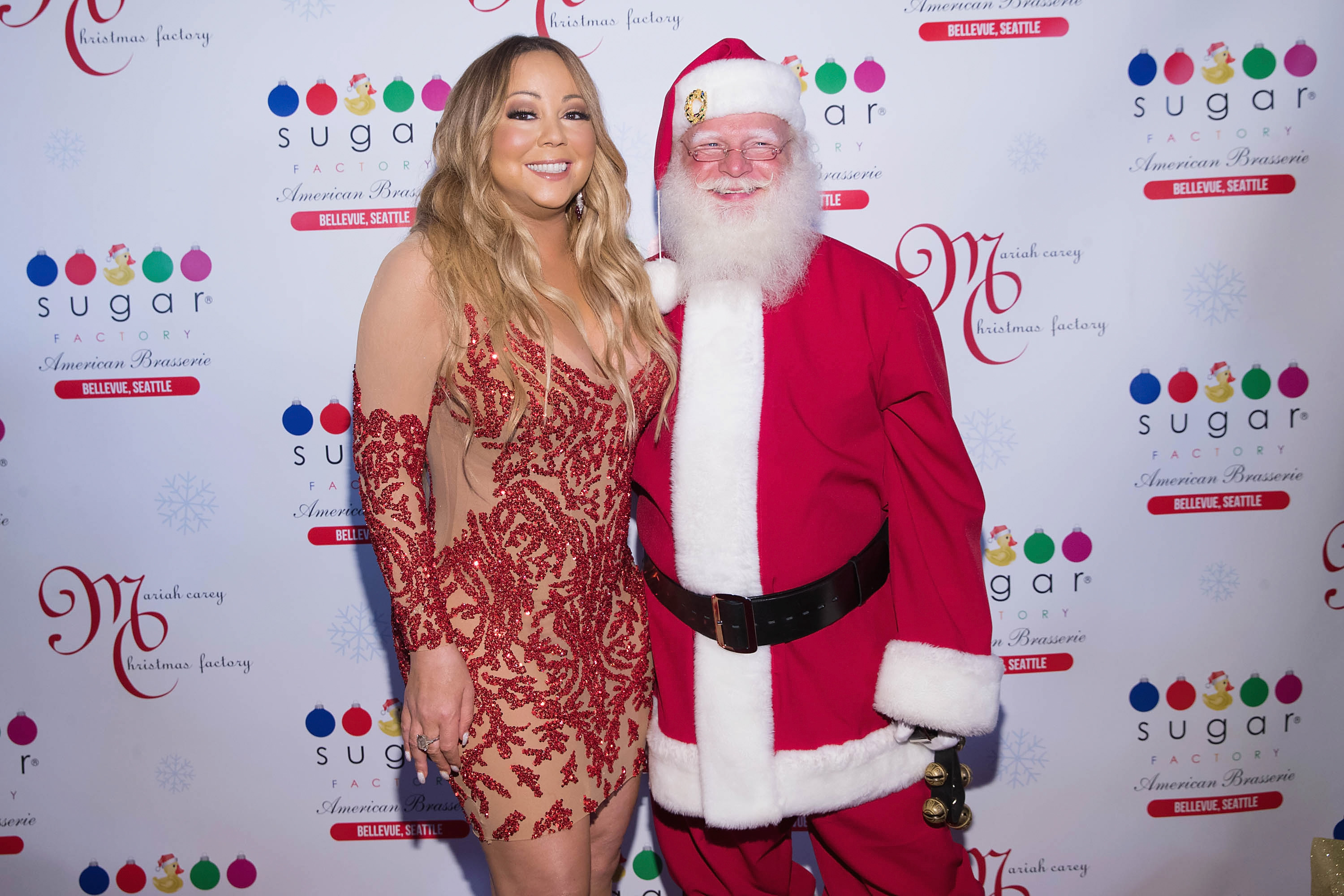Mariah Careys All I Want For Christmas Is You.Mariah Carey S All I Want For Christmas Is You Re Enters