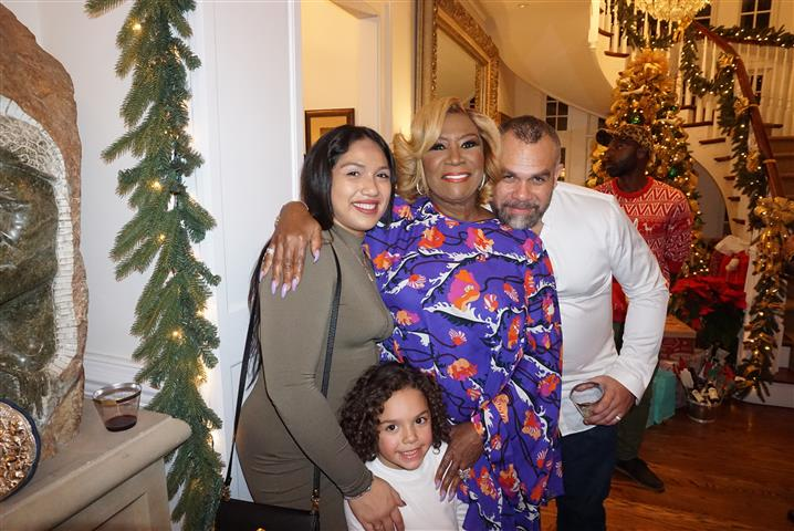 Patti Labelle This Christmas.Patti Labelle S Annual Christmas Party Cbs Philly