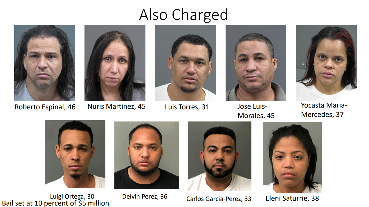 11 Arrested After Authorities Find Over 200 Pounds Of Heroin