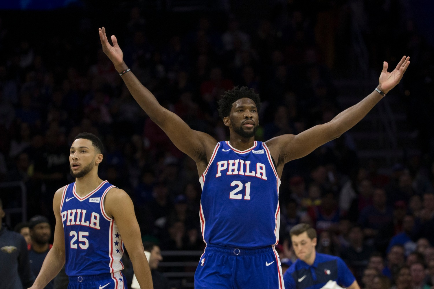 Extremely Focused On What I Have To Do Sixers Joel Embiid