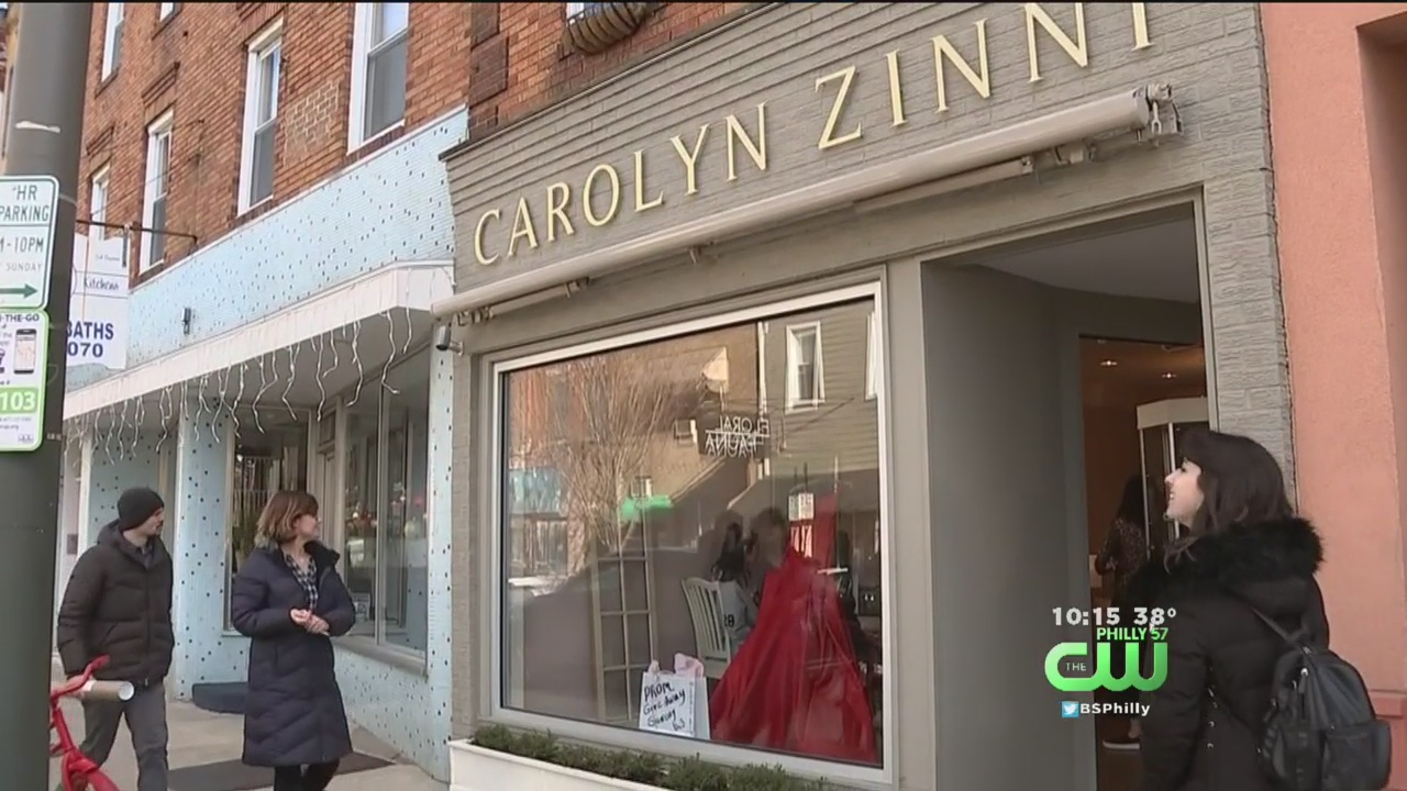 fb60d29409b South Philadelphia Store Owner Giving Away 89 Prom Dresses To Families In  Need – CBS Philly