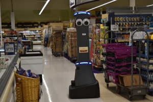 Giant Food Stores To Use Robots With Googly Eyes At All Stores