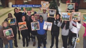 Brotherly Love: Stained Glass Project Sends Smiles Across Oceans