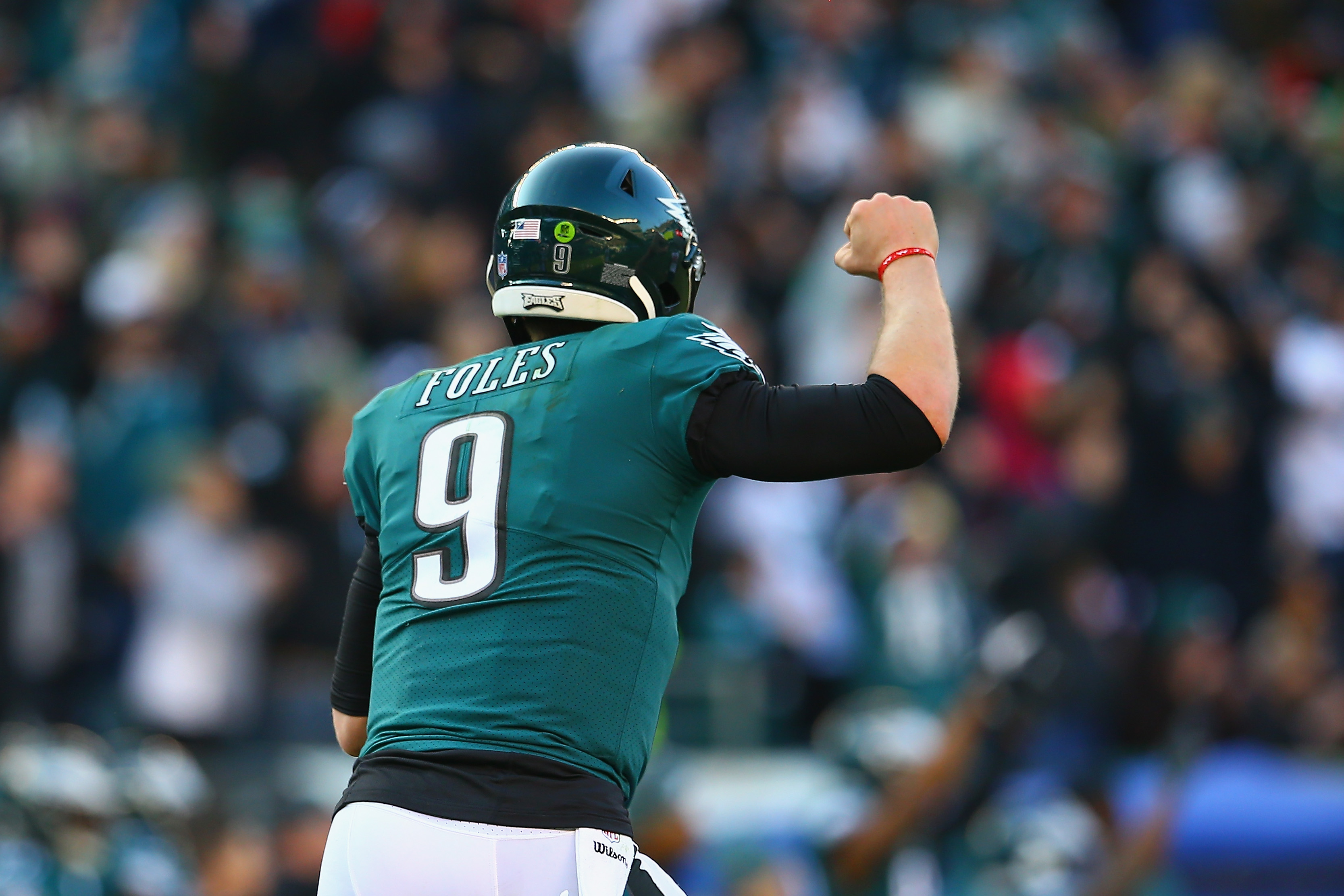 f2d139f0 My Heart Said Philly': Nick Foles Writes Thank You Letter To ...
