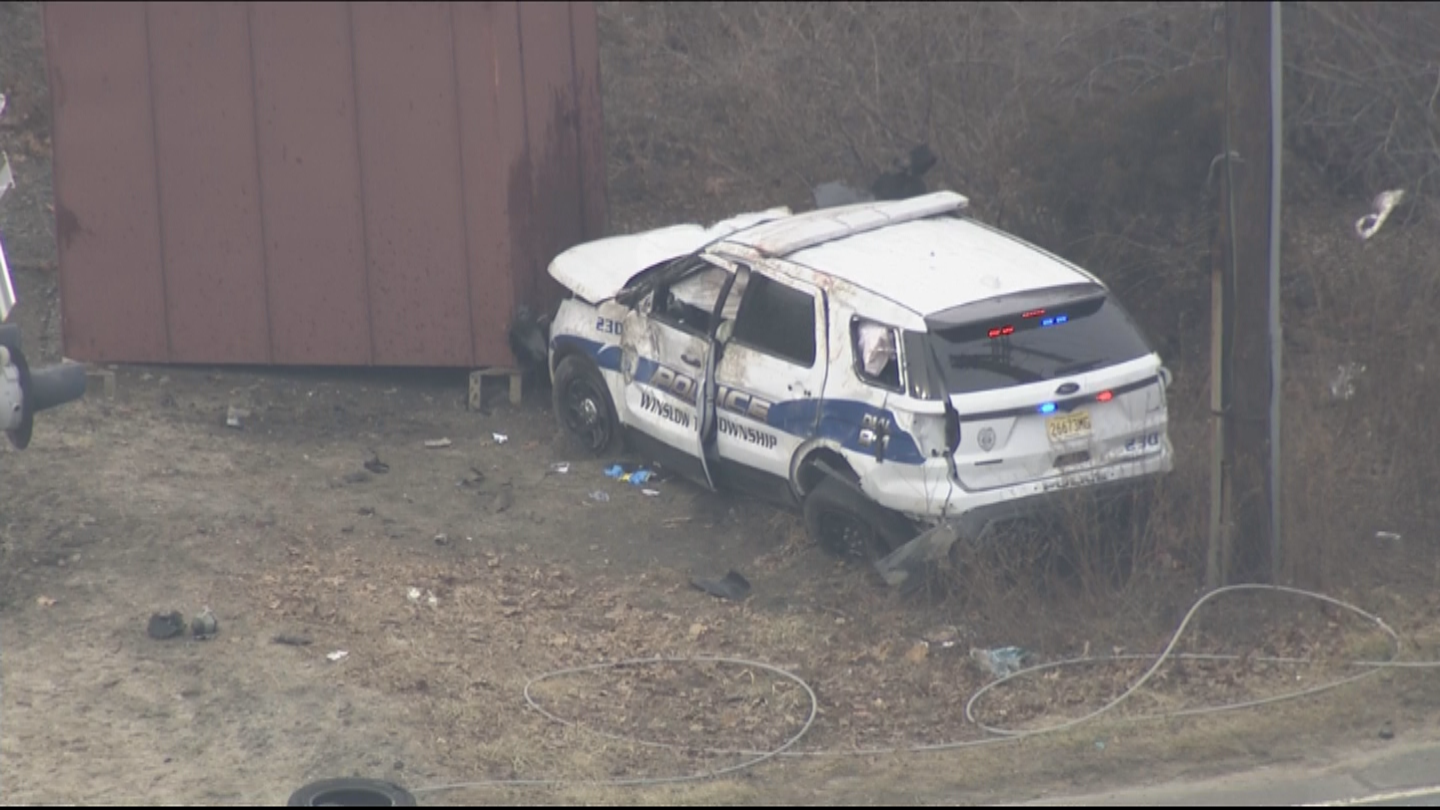 Police Officer, Another Driver Injured After Being Involved