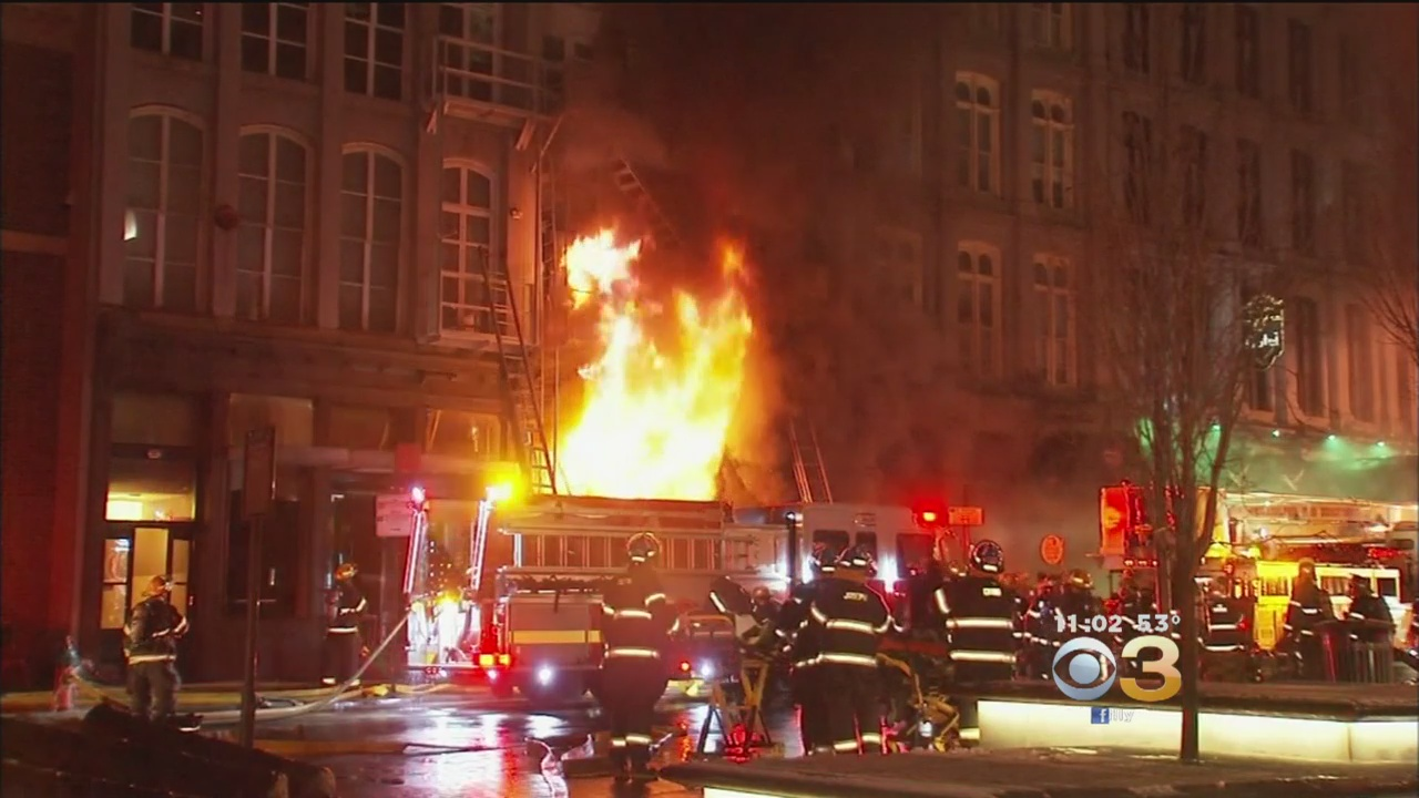 Philadelphia Officials, U.S. Attorney To Announce Indictments In Old City Arson Case