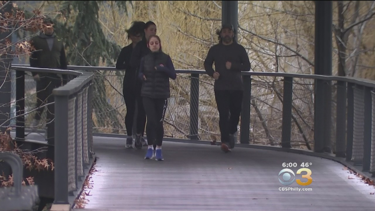 University Of Pennsylvania Running Club Chases Down Theft