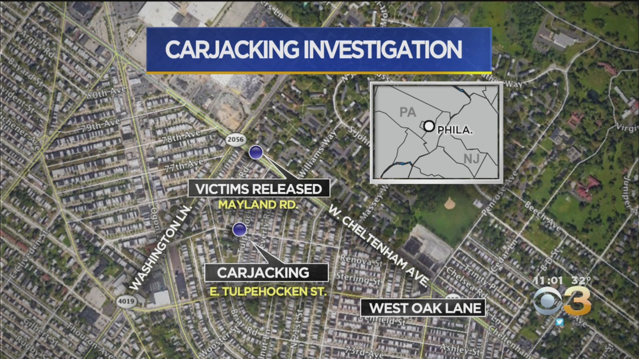 6 Year Old Found Safe After Being In Back Of Vehicle Taken During
