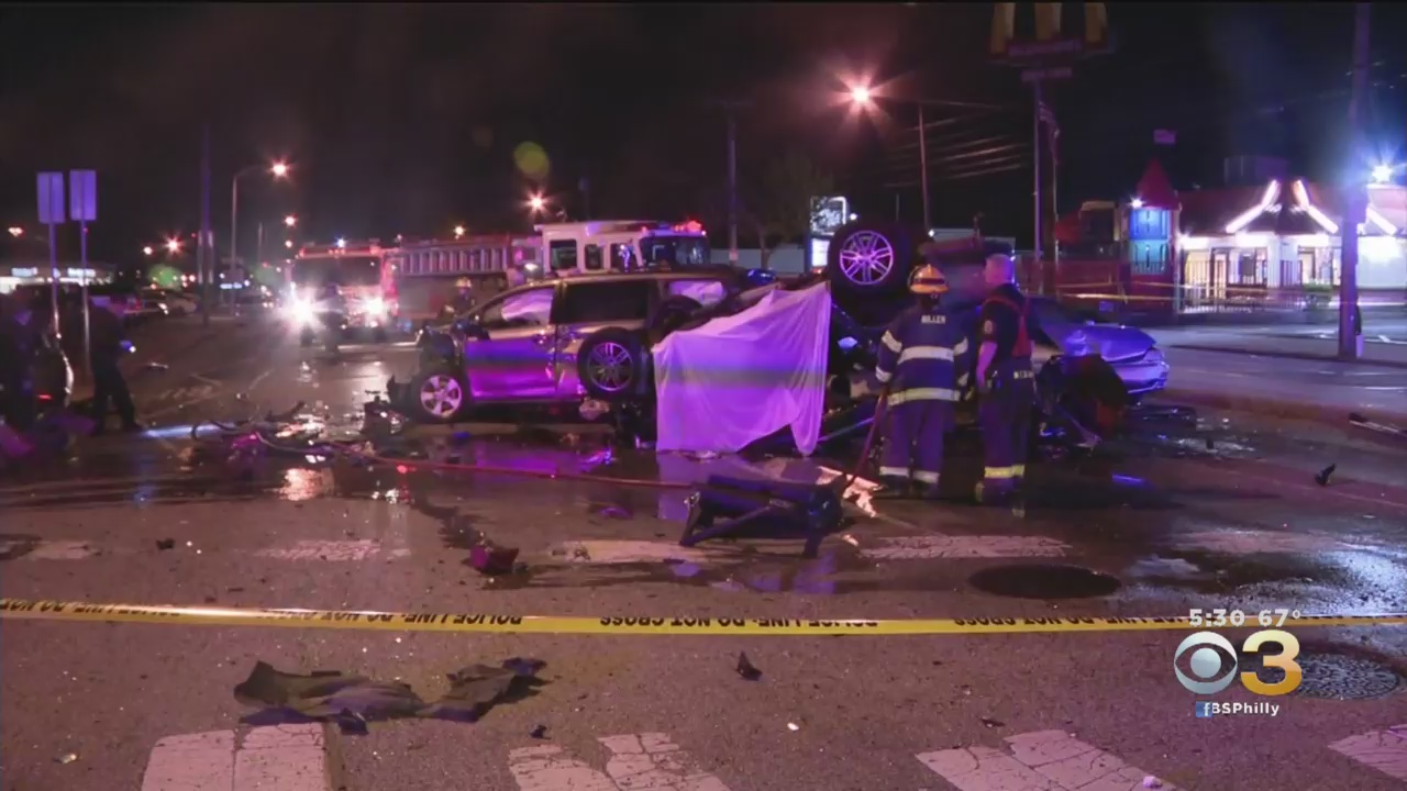 Search Continues For Driver Who Killed 2, Injured 5 Others