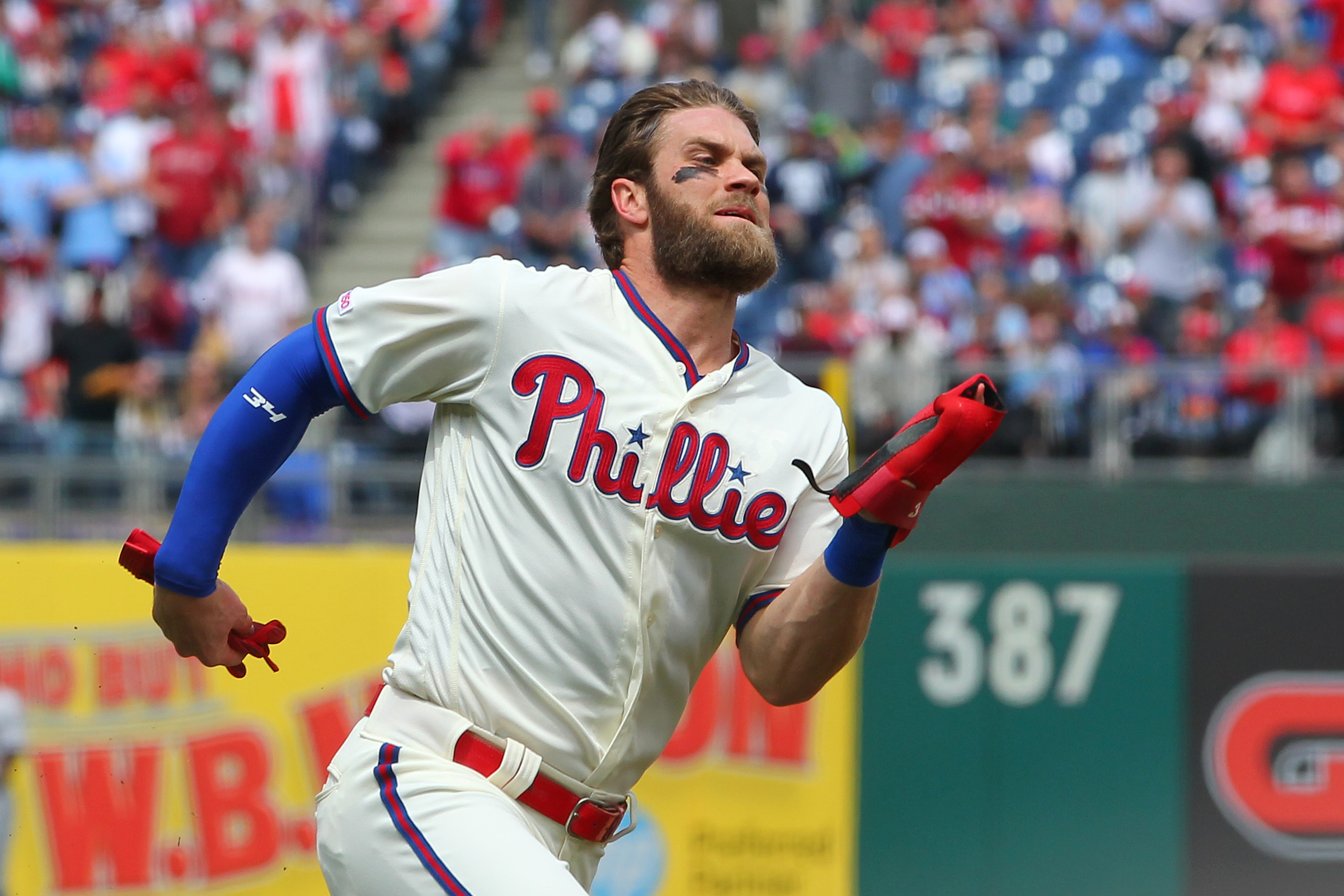 63399004 Bryce Harper Leaves Phillies' Series Finale Against Padres Because ...
