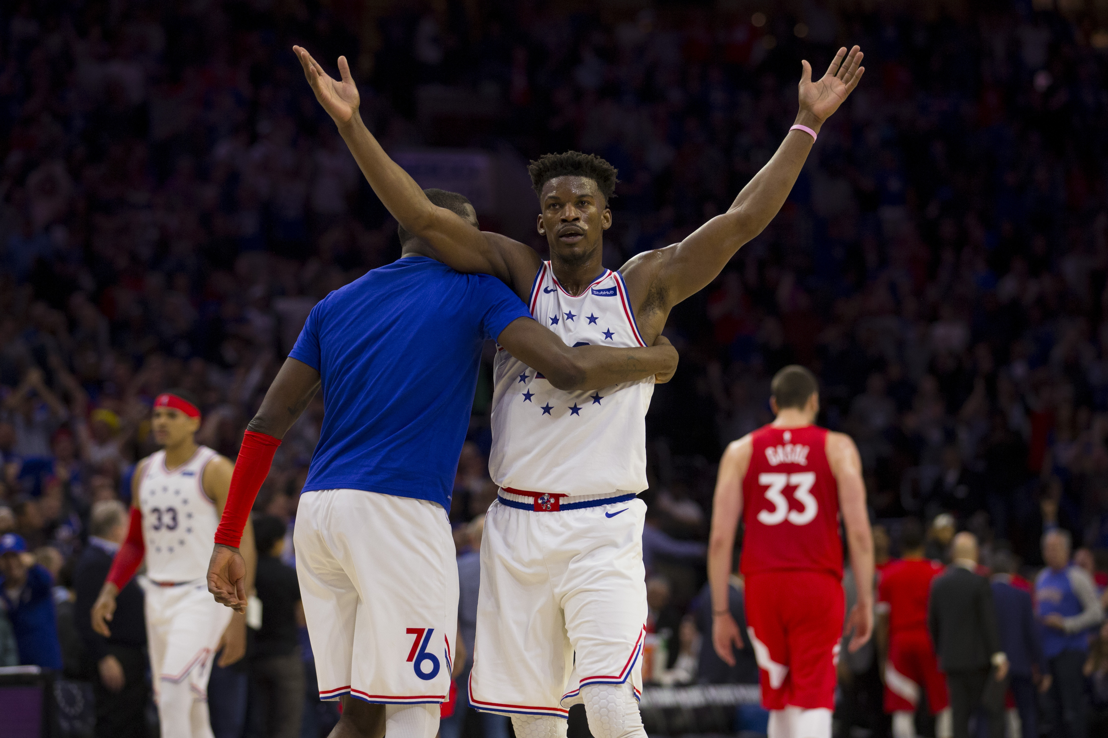 sports shoes 2ed94 3fe34 Should The Sixers Offer Jimmy Butler A Max Contract? – CBS ...