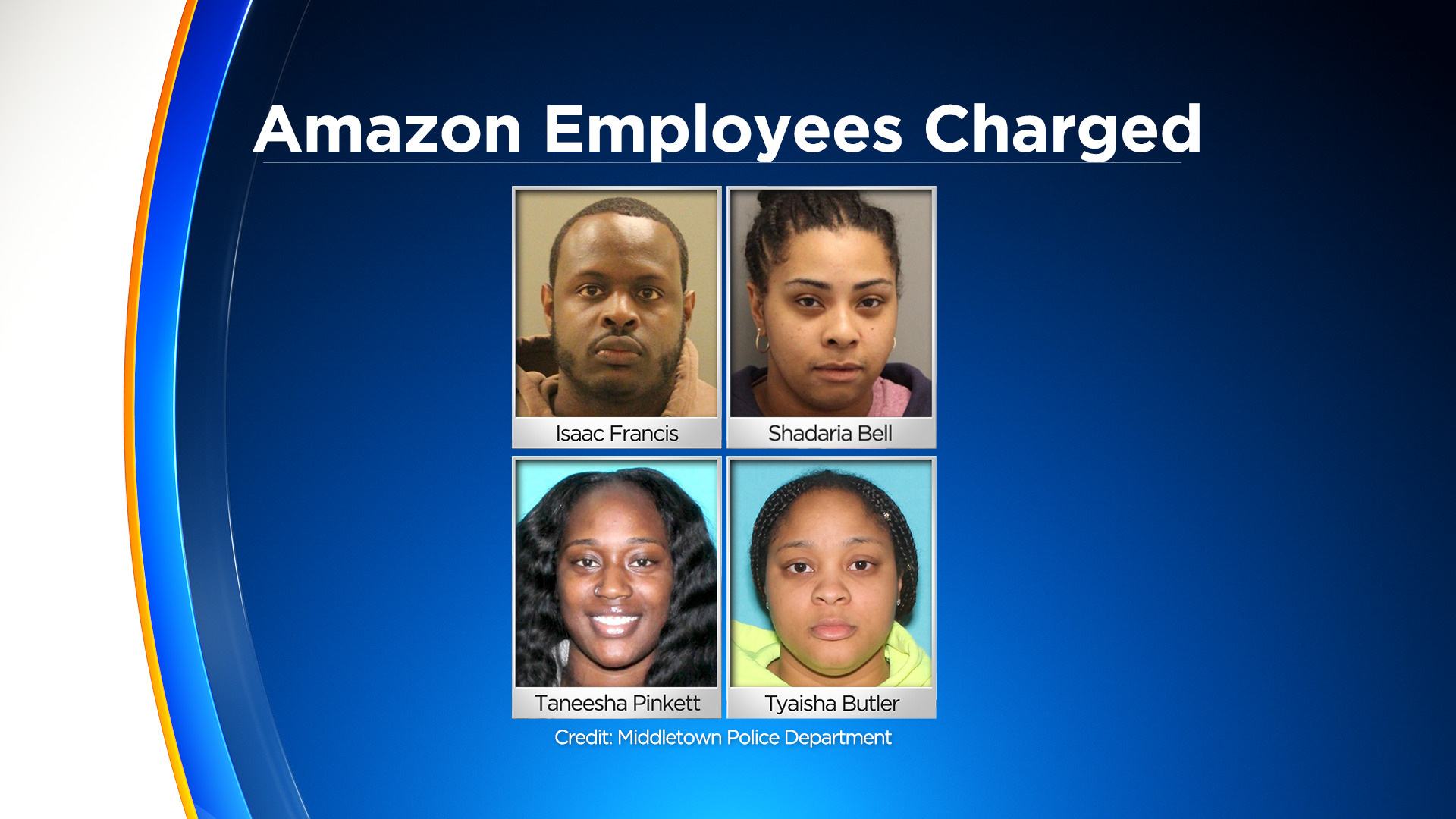 Four Amazon Fulfillment Center Employees Steal $100,000