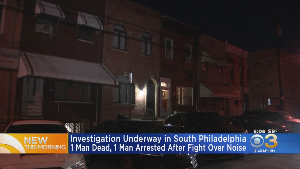 Abc 6 Philly >> Man Found Dead Another Arrested Following Fight Over Noise In South