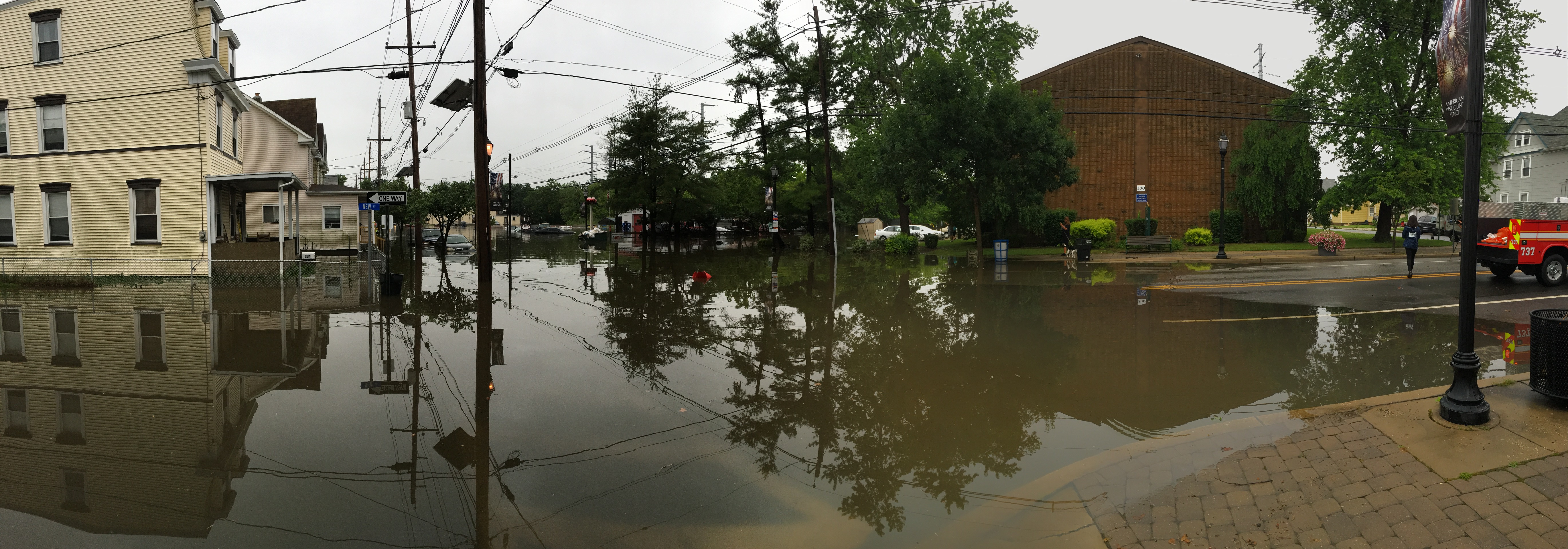 New Jersey Weather: Dozens Of People Evacuated From