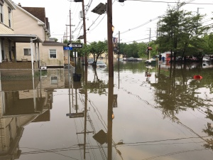 New Jersey Weather: Homes Evacuated In Westville Township Due To Flooding