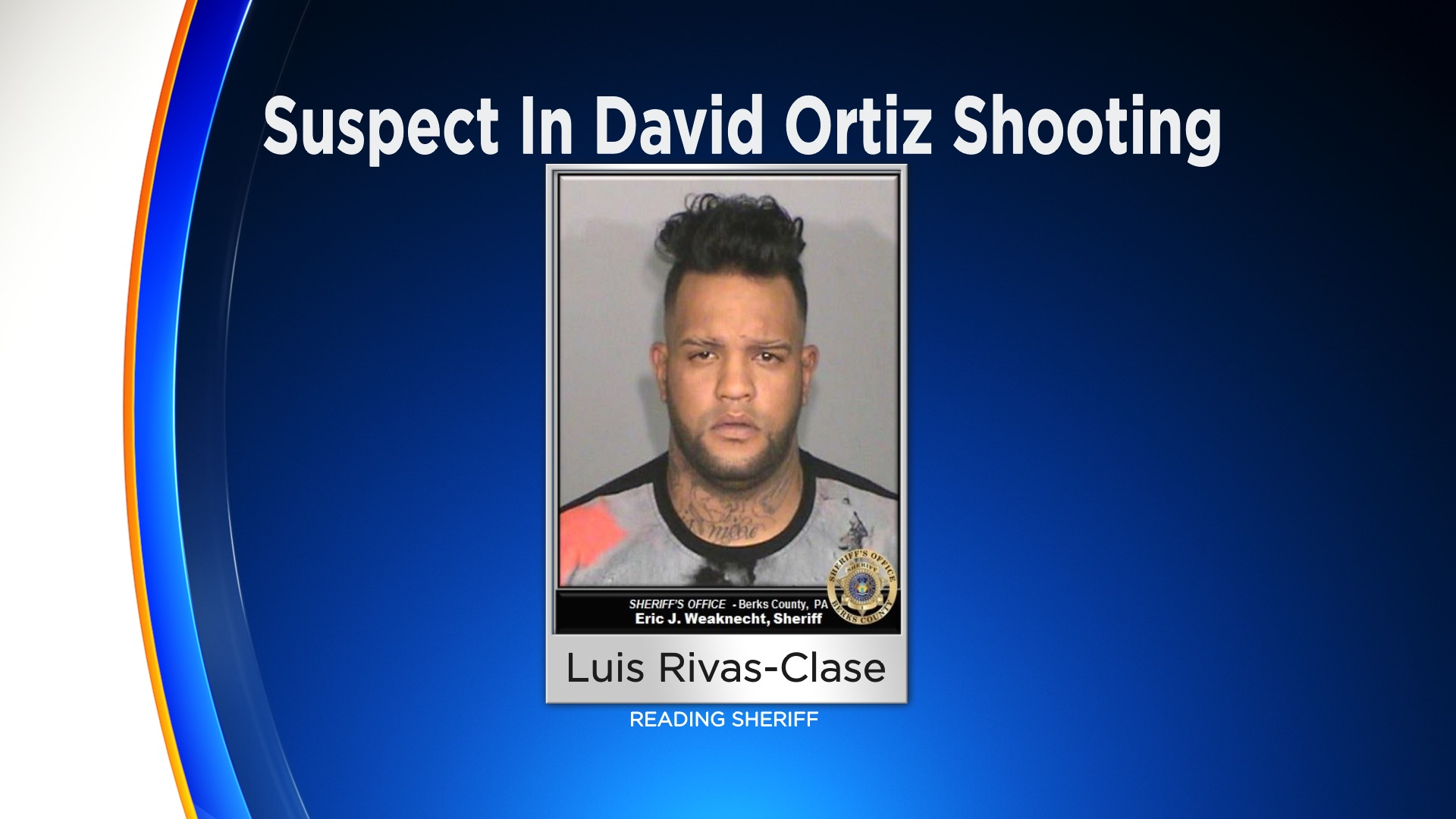 Suspect In David Ortiz Shooting Also Wanted For Attempted Homicide