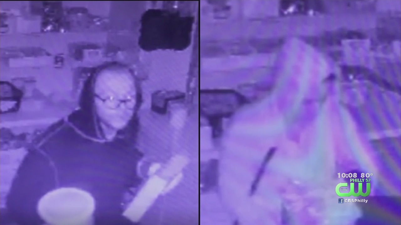 Police Searching For Thieves Who Stole $15,000 Worth Of