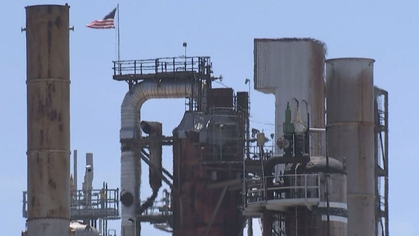 Officials Warn Residents Shutdown Of South Philadelphia Refinery May