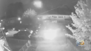 Surveillance Video Shows SUV Firebombing In Bellmawr, Police Say