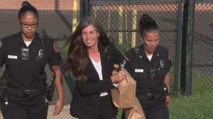 Ex-AG Kathleen Kane Released From Montgomery County Prison
