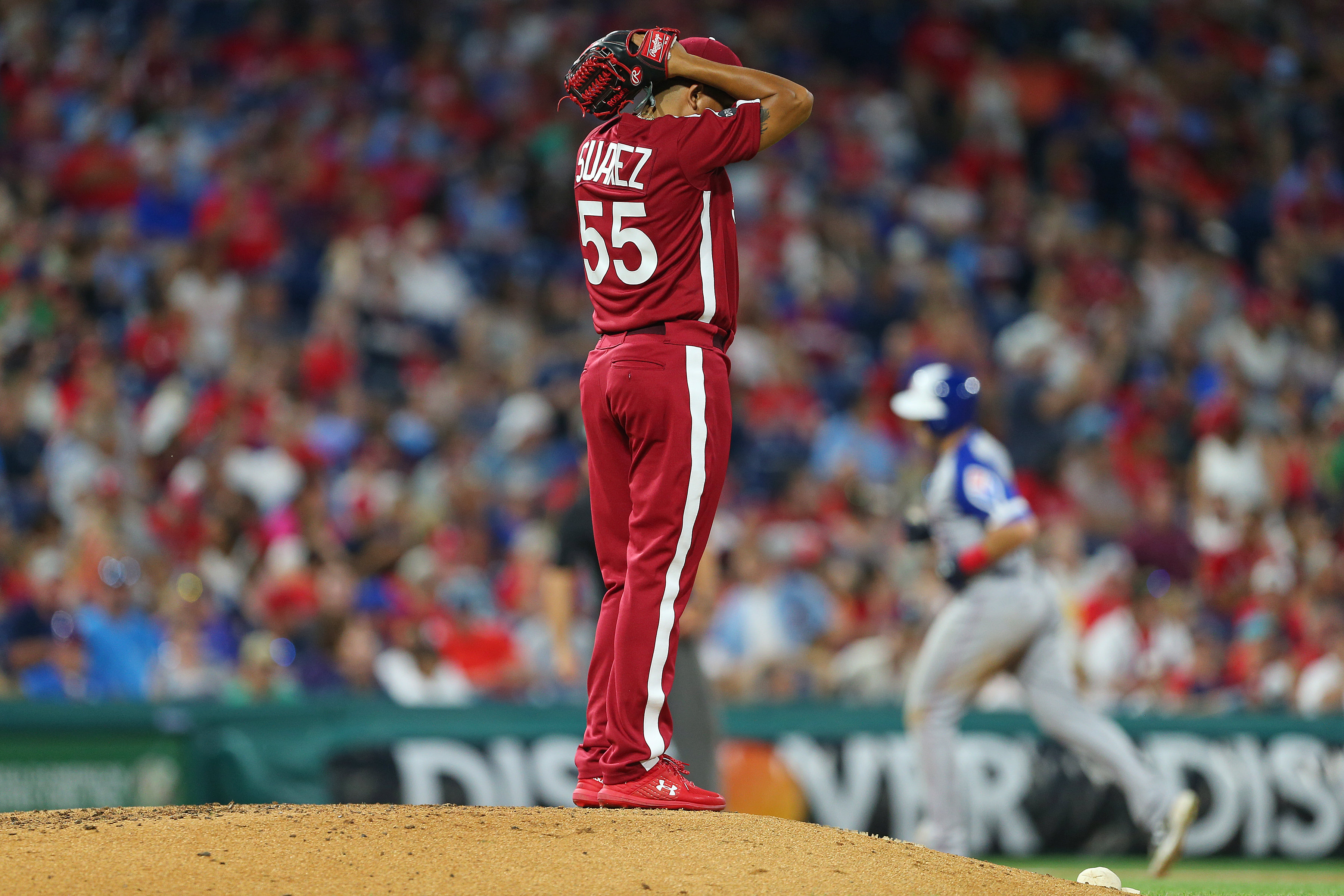 outlet store c3605 0e80c Harper, Phillies Hear Boos During 15-7 Loss To Braves – CBS ...