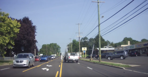 WATCH: Warminster Township Police Officer's Quick Actions Save Driver Having Seizure
