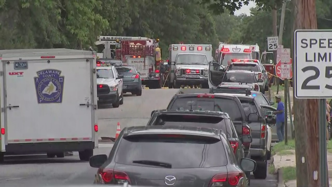 2 Sewer Workers Die After Passing Out In Manhole In Delaware