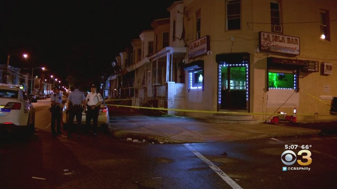 Police Searching For Gunman After Man Shot In Hunting Park