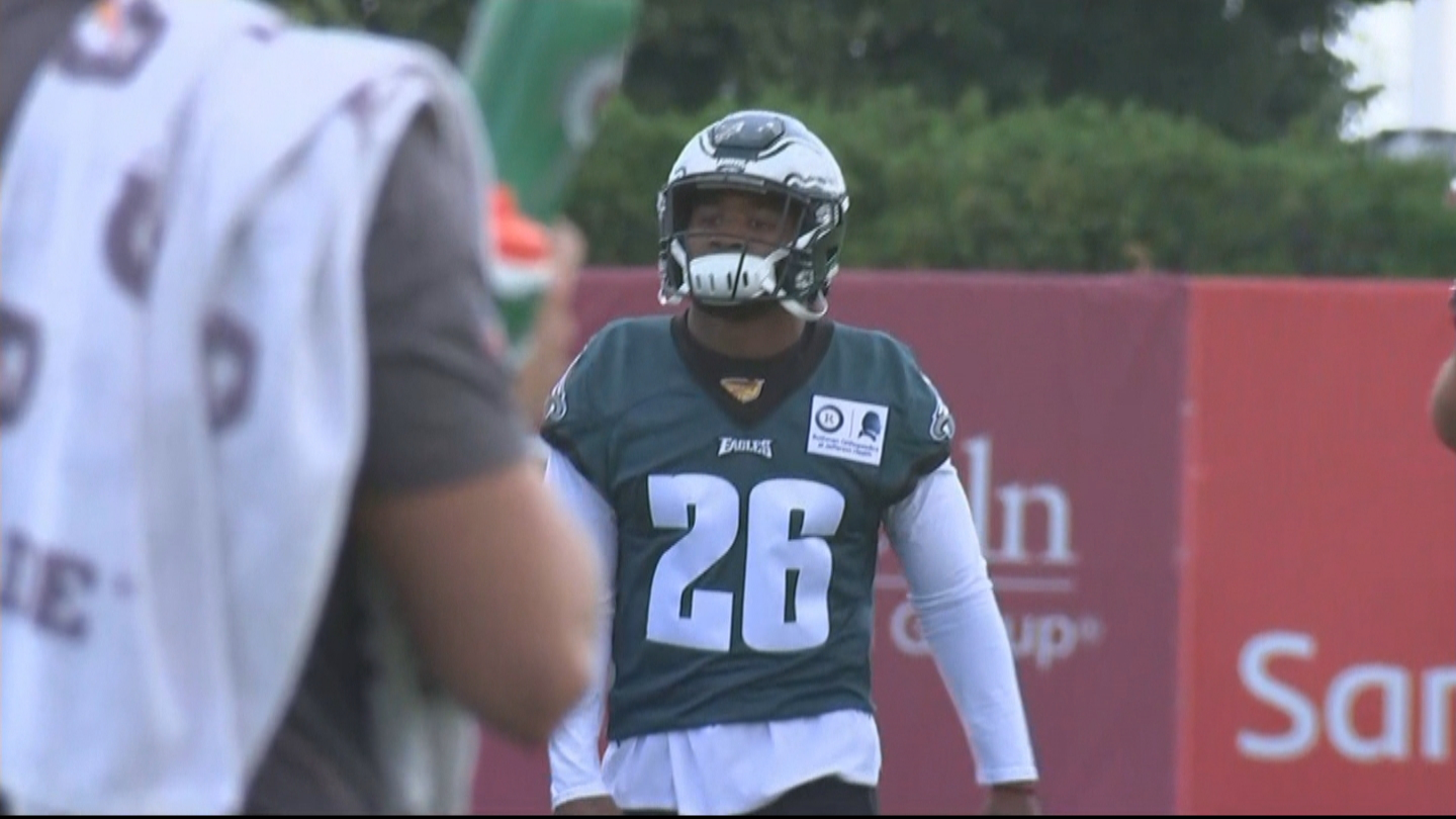 Anticipation Rising To See Eagles Rookie Running Back Miles Sanders In Action