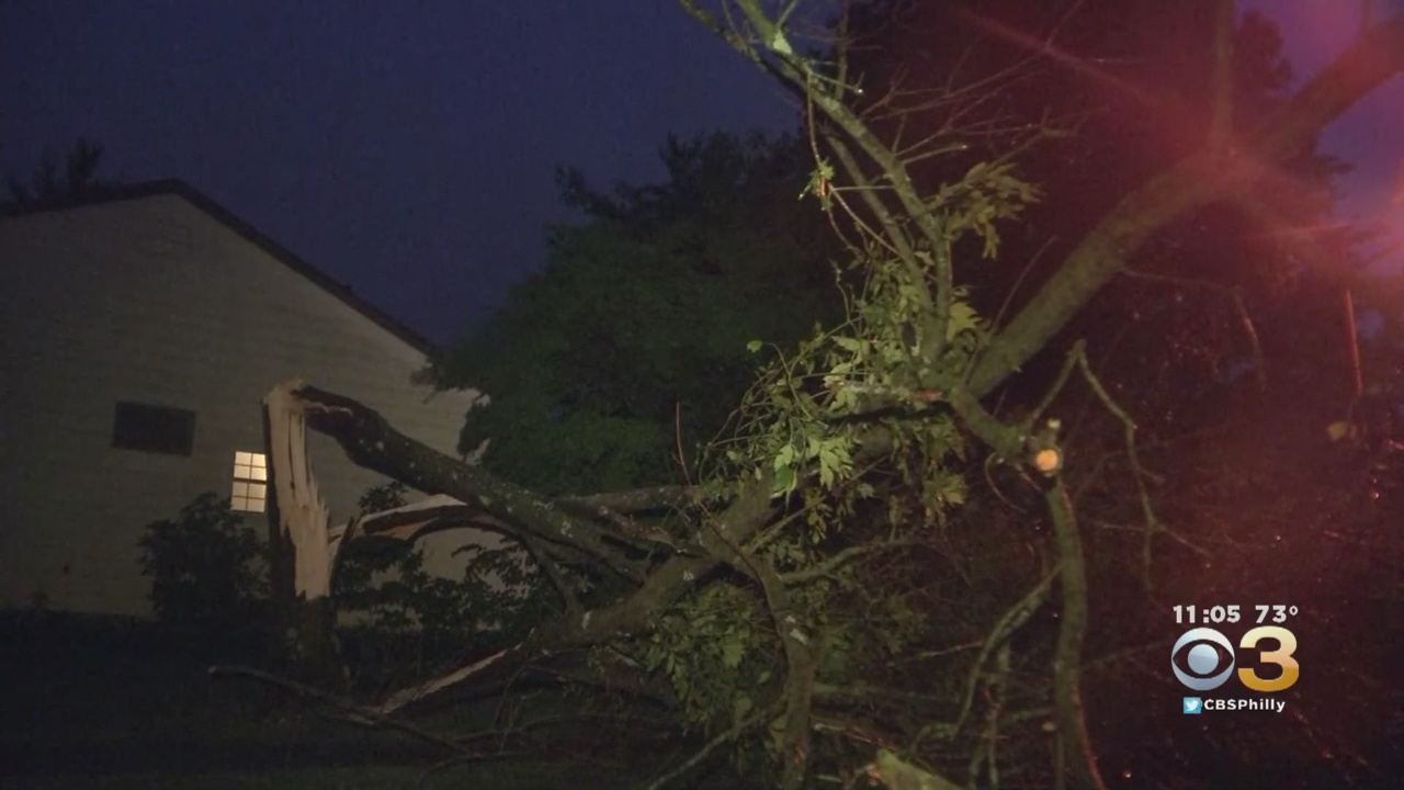 National Weather Service Confirms Tornado Touched Down In