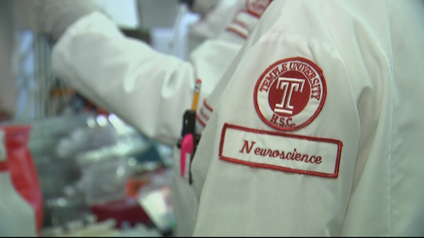 This Could Be A Step Toward The Cure': Temple University