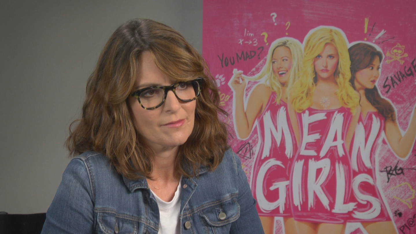 Upper Darby Native Tina Fey Returns Home As Mean Girls