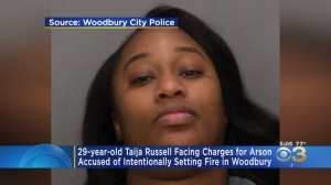 Taija Russell Woman Facing Arson Charges In Woodbury House Fire