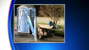 Port-A-Potty Explodes At Construction Site Of New At Home Decor Store In Washington Township, Authorities Say