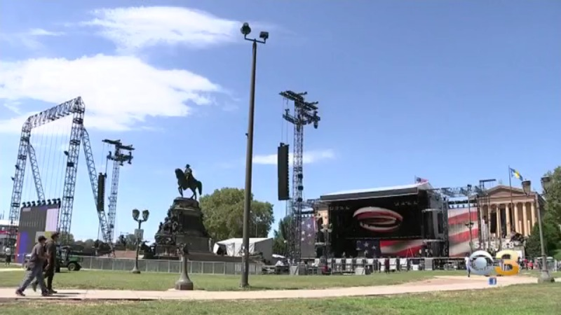 Philadelphia Police Lay Out Safety Plan Ahead Of Made In America Festival