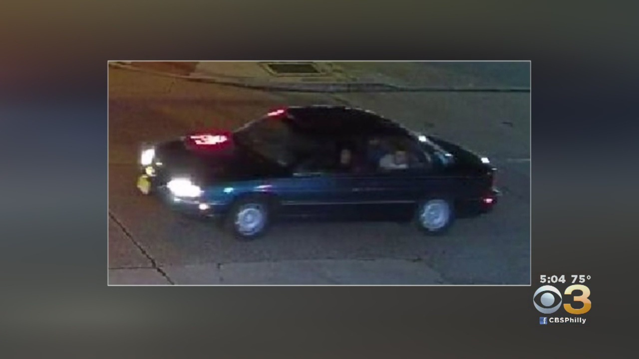 Police Searching For Suspects Involved In 2 Paintball Attacks In Camden