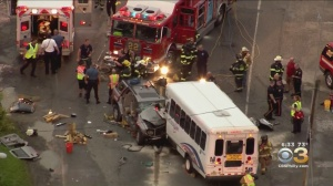 Several Injured In Accident Involving Access Link Bus In Berlin, New Jersey