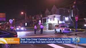 'Real-Time Crime' Cameras Capture Deadly Shooting In Frankford, At Least 23 Shots Fired, Police Say
