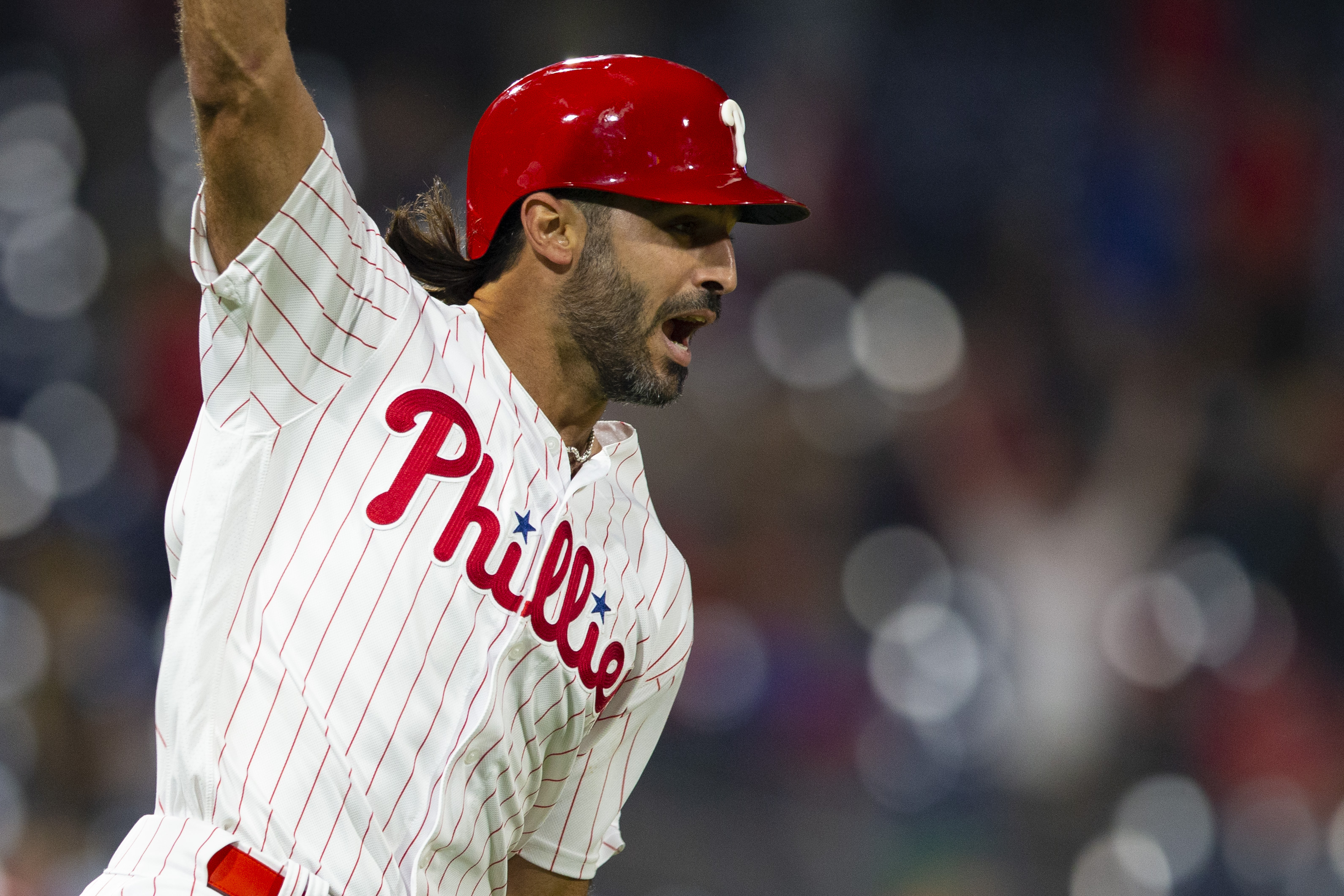 Sean Rodriguez Calls Phillies Fans 'Entitled' For Booing