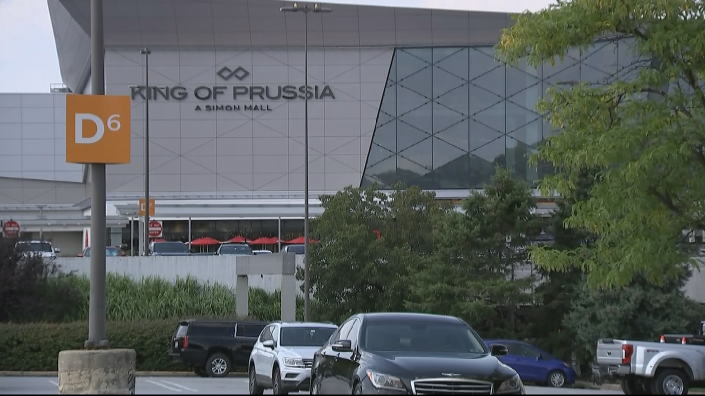 Upper Merion Police Searching For Man Who Accidentally Shot Himself In Leg Inside King Of Prussia Mall Victoria Secret's Store