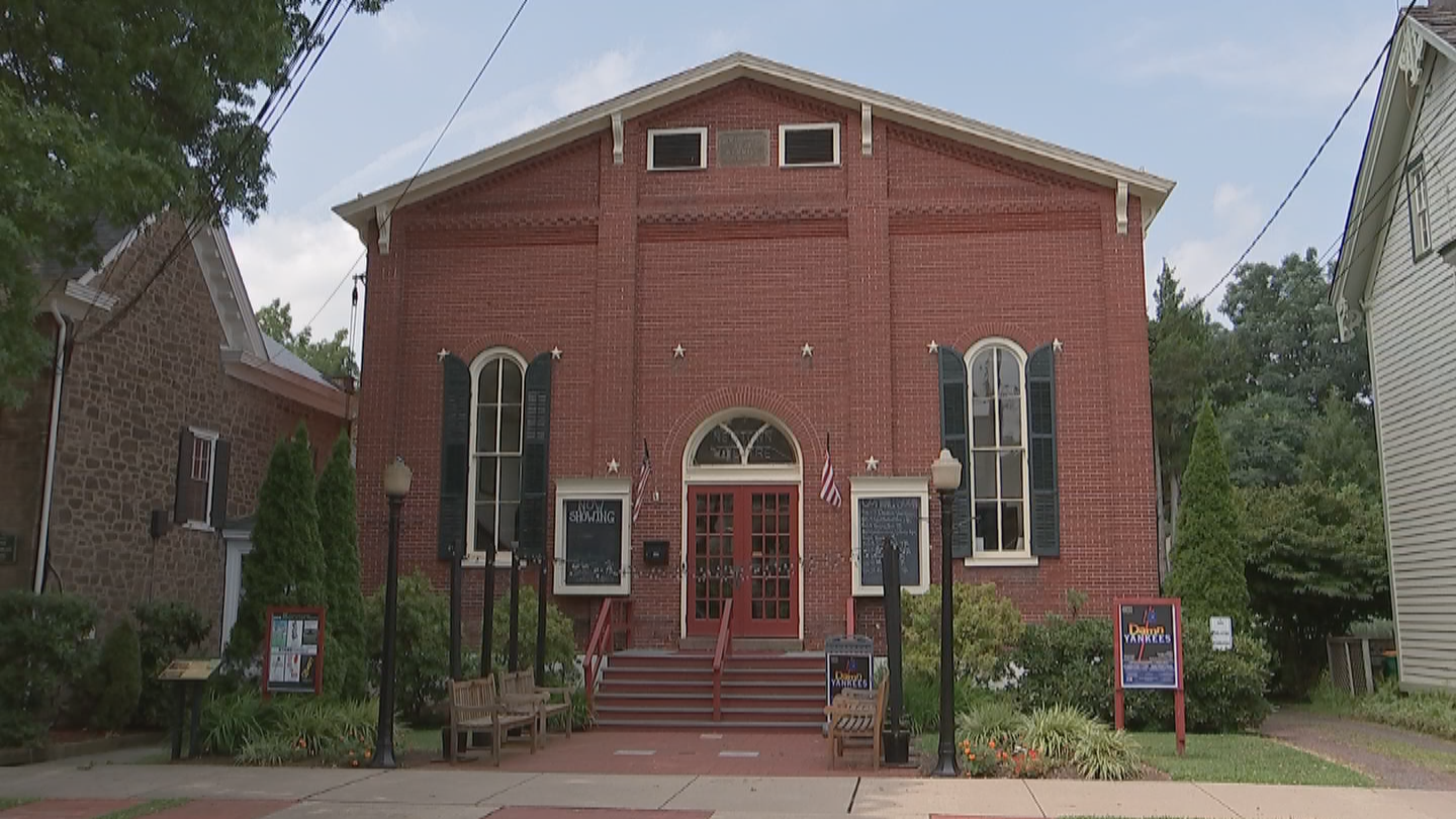 CBS3 SummerFest: Newtown Home To The Oldest Continually Operating Movie Theater In United States