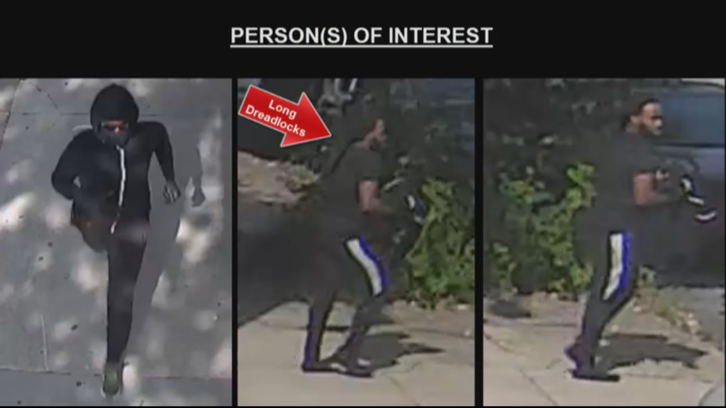 Watch: Surveillance Video Shows Suspects Wanted For