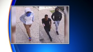 Philadelphia Police Search For 3 Suspects In Metro PCS Store Robbery